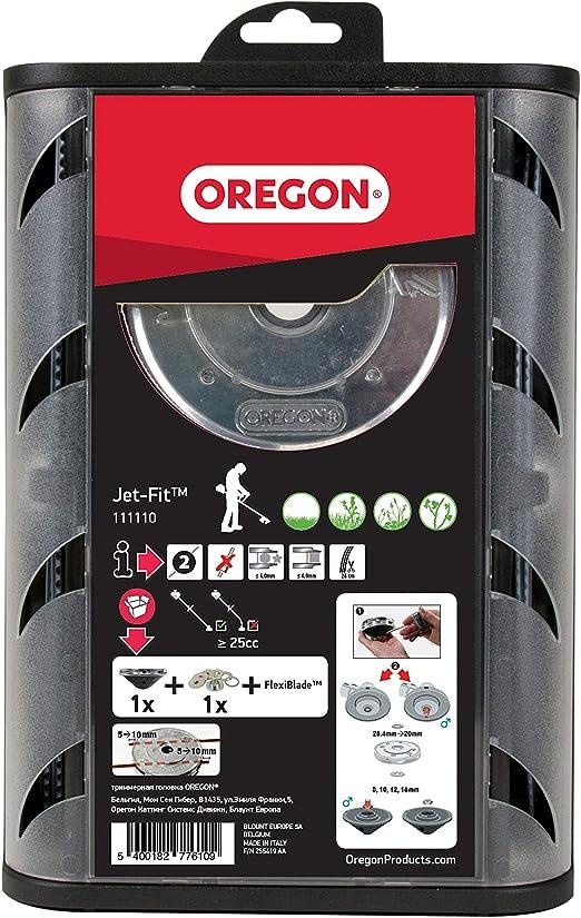 Oregon Freischneidefaden FLEXIBLADE 3.0 mm x 37 m Mähfaden Motorsense Trimmer