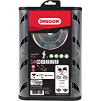 Oregon 111110-25 cc cabezal universal condensador de ajuste