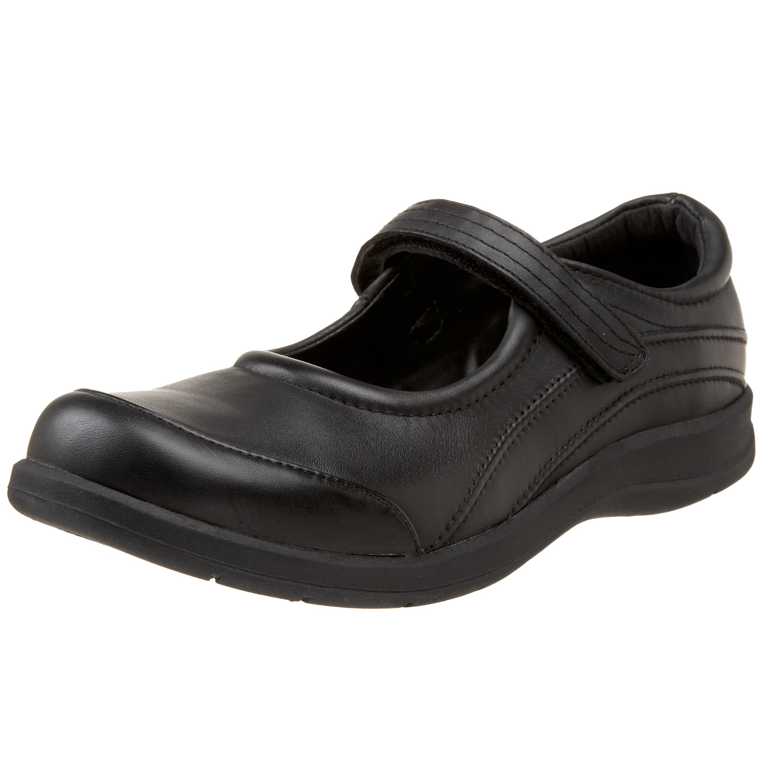 Stride Rite Little Kid/Big Kid Molly Mary Jane,Black Leather,10 N US Toddler by Stride Rite (Image #1)