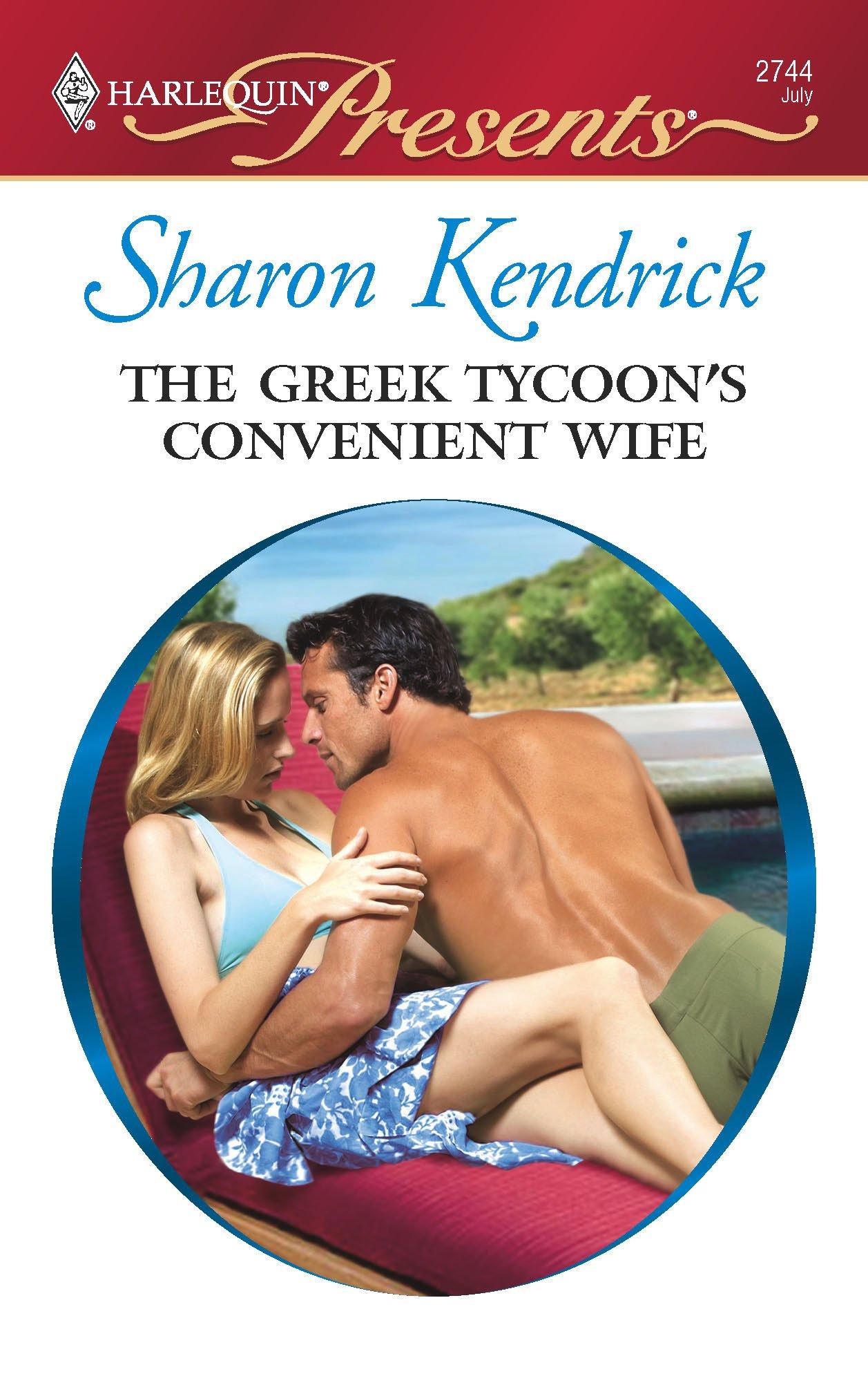 Read Online The Greek Tycoon's Convenient Wife pdf epub