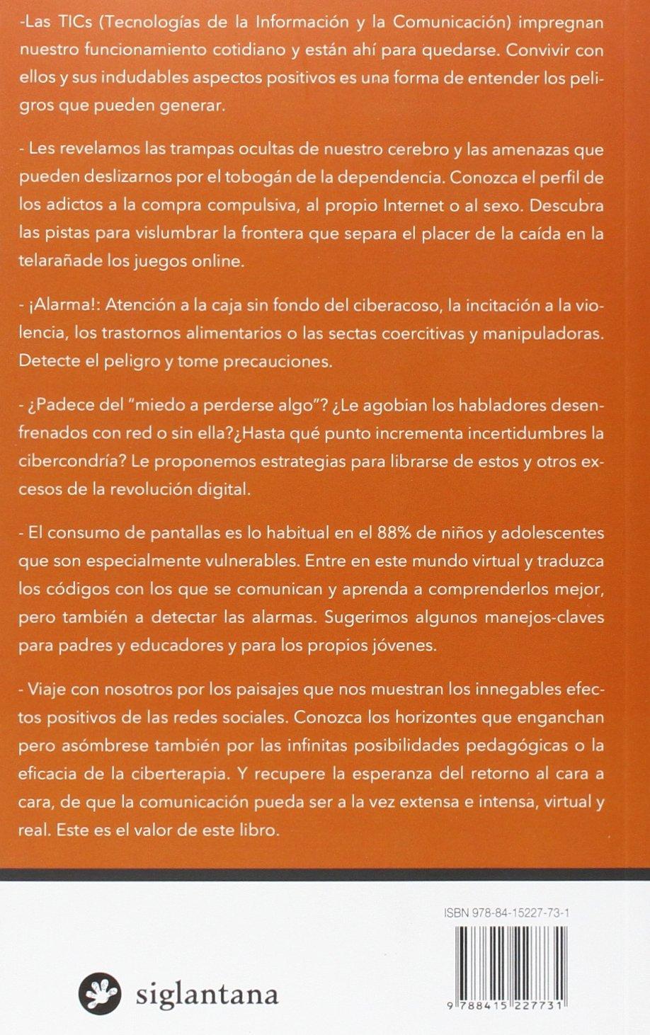 Adicción a las nuevas tecnologías (Siglantana): Amazon.es ...