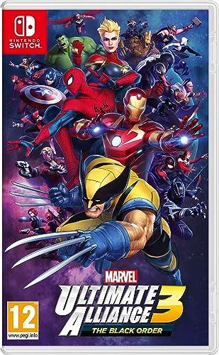 Marvel Ultimate Alliance 3 : The Black Order [Importación francesa ...