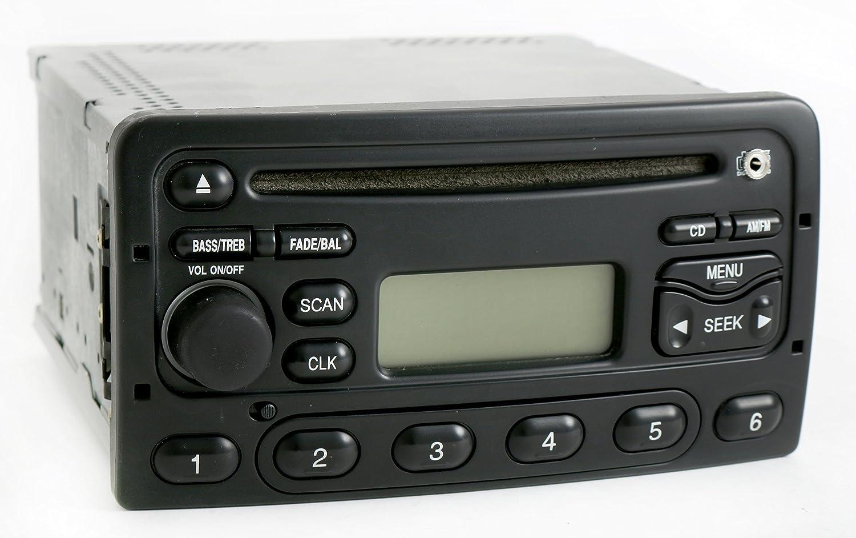 Amazon.com: Ford Focus 2001-2004 Radio AM FM CD Player Upgraded w Aux Input  YS4F-18C838-DA: Cell Phones & Accessories
