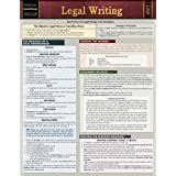 Legal Writing: Quickstudy Laminated Reference Guide