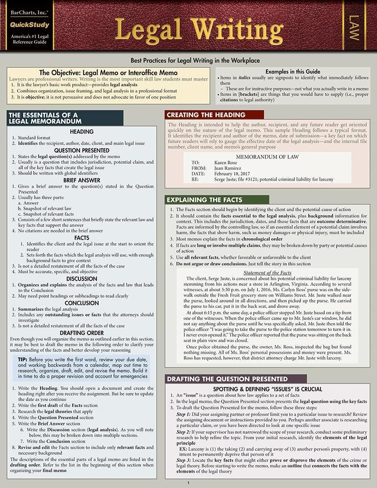 Read Online Legal Writing pdf