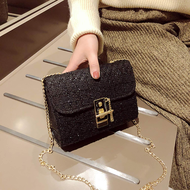 BCVHGD Womens Handbags Messenger Shoulder Bags Slung Ins ...