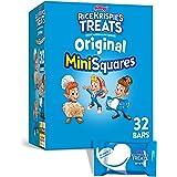 Kellogg's Rice Krispies Treats, Mini Squares, Crispy Marshmallow Squares, Original, 12.4oz Box (32 Count)