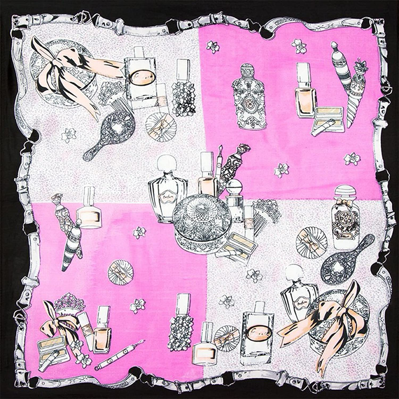 100% Silk Scarf Women Scarf Perfume Silk Neckerchief Small Square Silk Scarf