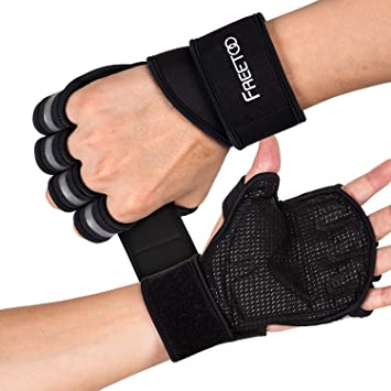 Women/'s Best Exercise Fitness Gym Workout Weightlifting Gloves by G-Loves
