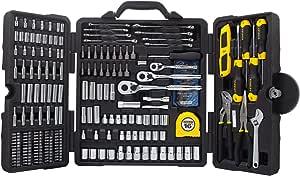 STANLEY Mechanics Tools Kit , Mixed Set, 210-Piece (STMT73795)
