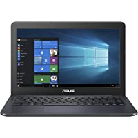 ASUS E402YA-GA067T 14-inch HD Thin & Light Entry Level Laptop (AMD Dual Core E2-7015/4GB RAM/1TB HDD/Window 10/Integrated Graphics/1.65 Kg), Dark Blue
