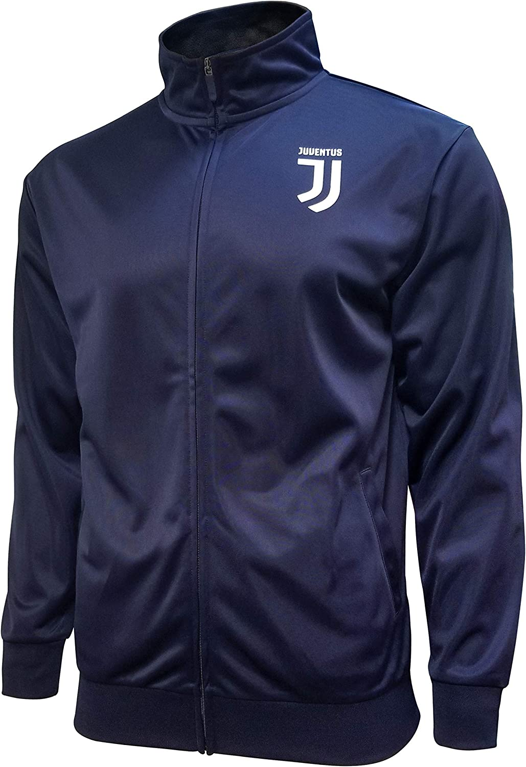 Icon Sports Juventus F.C. Adult Full Zip Track Jackets