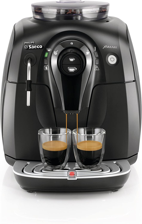 Philips Saeco Cafetera Saeco Xsmall espresso automática, 1400 W, 1 ...