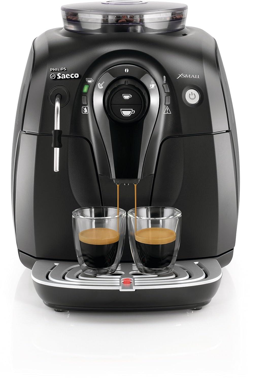 Philips Saeco Cafetera Saeco Xsmall espresso automática ...