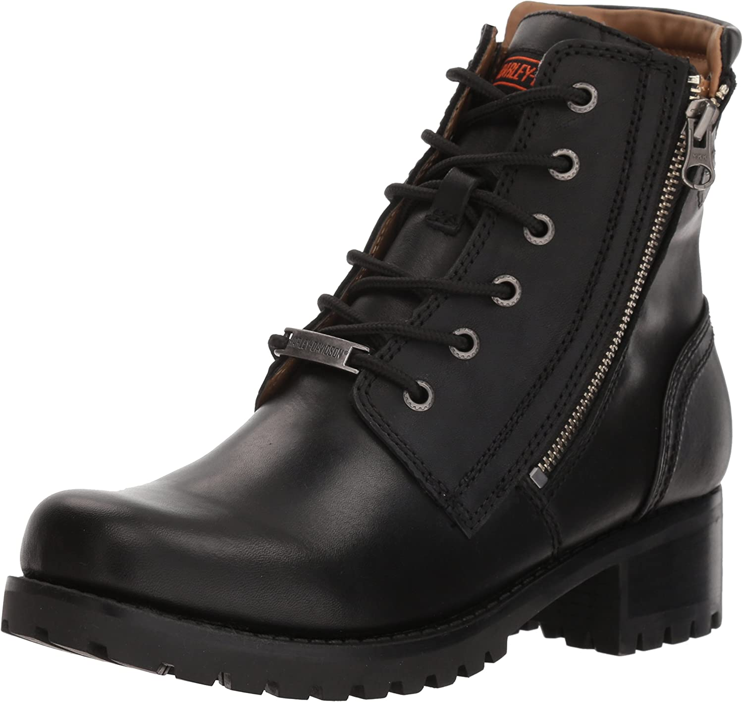 HARLEY-DAVIDSON FOOTWEAR Womens Becky Motorcycle Boot