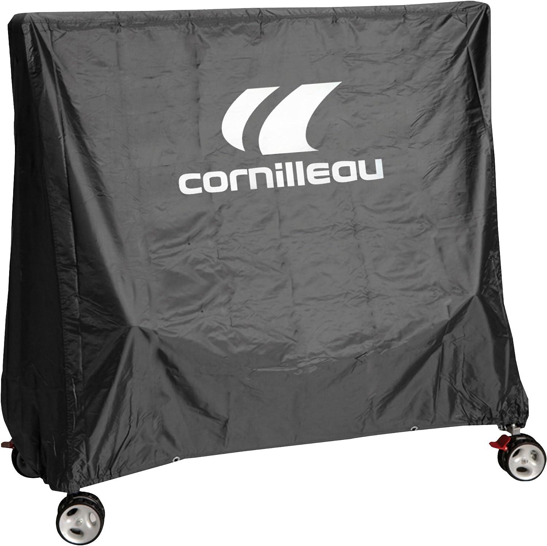 Cornilleau Table Cover - Gray (Slate) Polyester : Table Tennis Tables : Garden & Outdoor