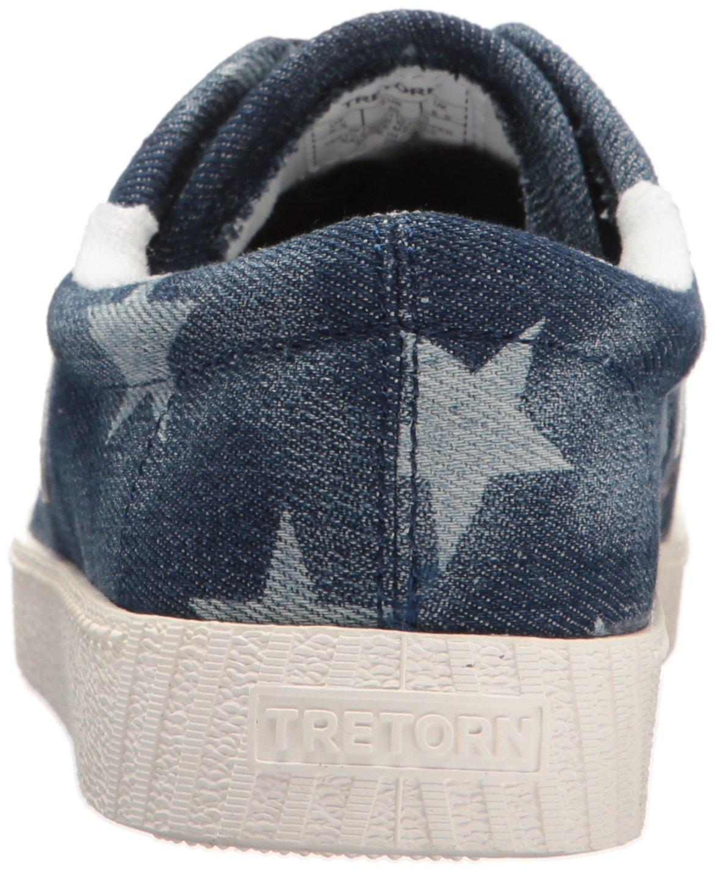 Tretorn Women's Nyliteplus Sneaker B0771NK96F 7 B(M) US|Dark Blue