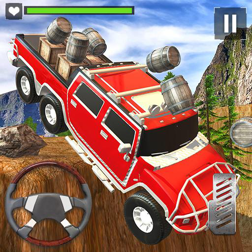 Ultimate Racing (4x4 Offroad Extreme Car Drive Simulator 3D: Hill Driving Stuntman Mountain Buggy Racing Parking Driver Adventure Simulation Mission Free For Kids 2018)