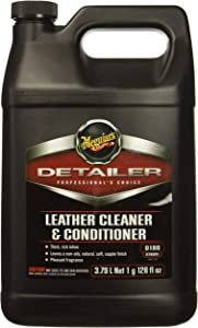 Meguiar's Leather Cleaner & Conditioner - Gallon
