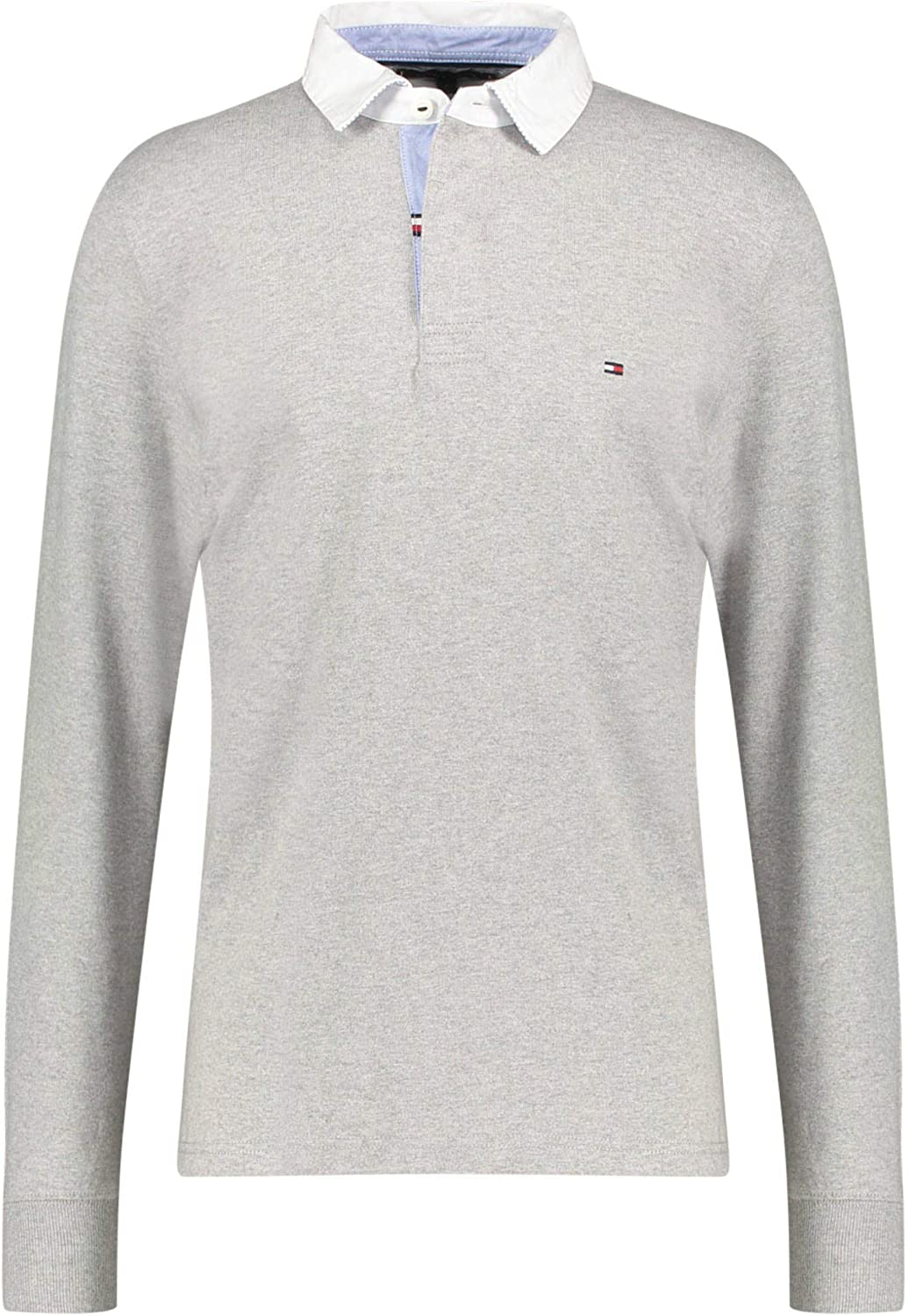 Tommy Hilfiger Polo Iconic Rugby Gris para Hombre x-Large Gris ...