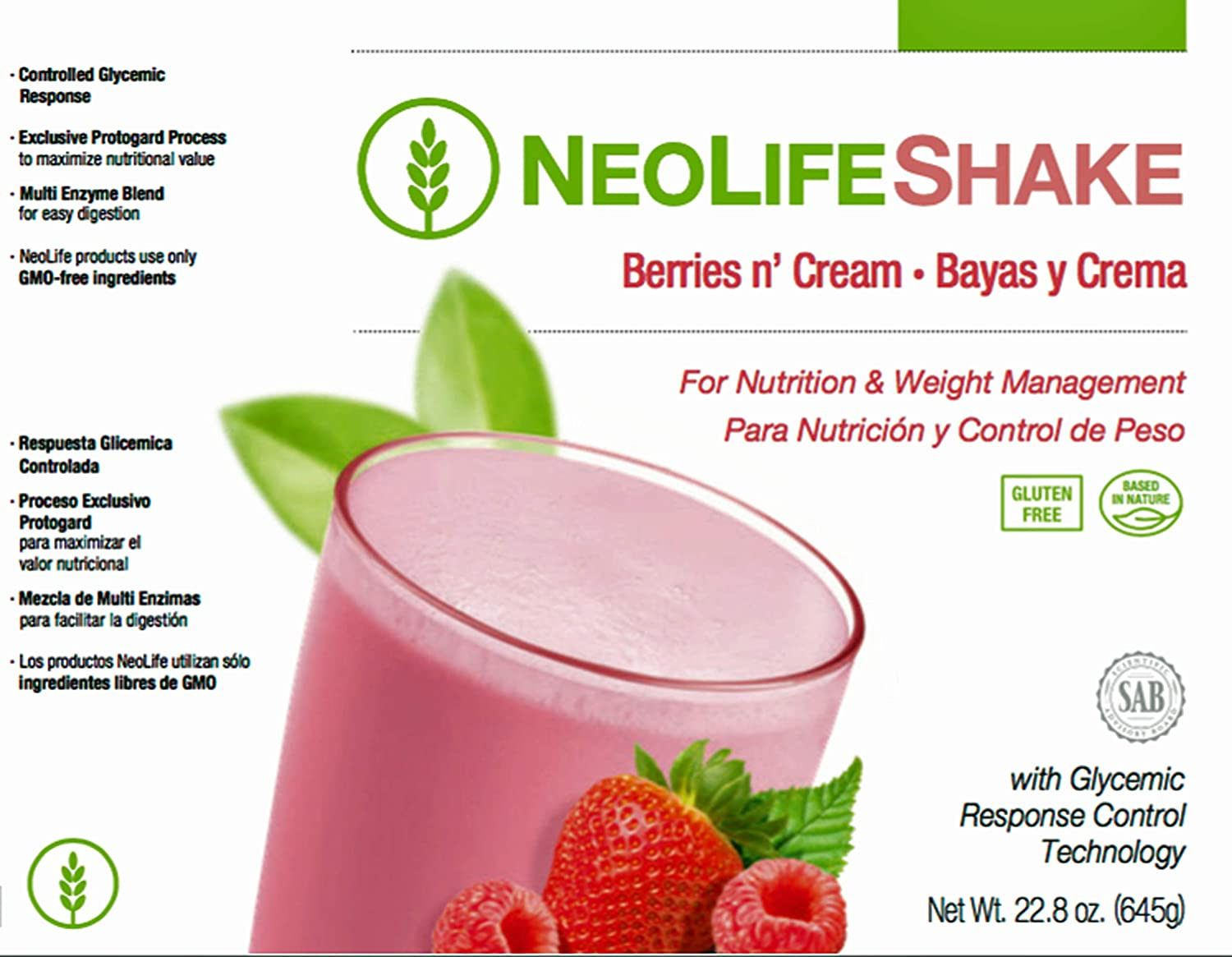 Amazon.com: NeoLife Shake Our Delicious and Convenient ...