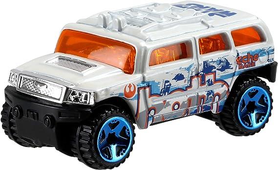 Disney Hot Wheels  STAR WARS  1:64  Model cars                            DJL03