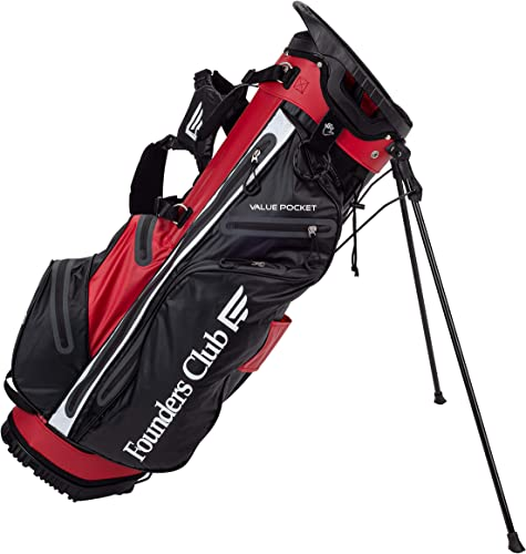 Founders Club Waterproof Golf Stand Bag Ultra Dry