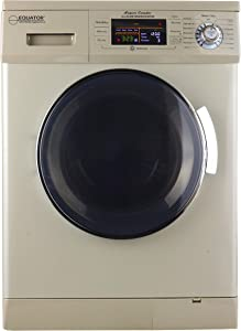 "Equator 2019 24"" Combo Washer Dryer Ch. Gold Winterize+Quiet"