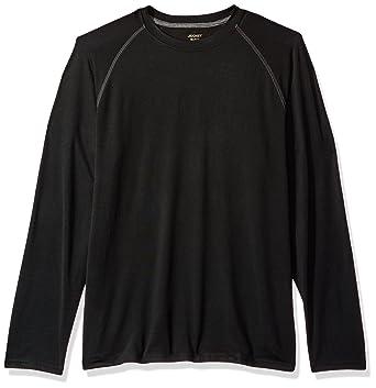 5b9ac557c2 Jockey Men s Cool-Sleep Jersey Long-Sleeve Lounge T-Shirt at Amazon Men s  Clothing store