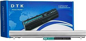 DTK HY04 718101-001 HSTNN-LB4U Laptop Battery Replacement for HP Pavilion 14-f002la 14-f004la Touchsmart 14-f020us 14-f021nr 14-f023cl 14-f027cl 14-f040ca 14-f048ca 14-f088ca Sleekbook [14.8V 2500mAh]