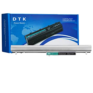 DTK Batería de Repuesto para Portátil Toshiba Pa3817u-1brs PA3818U-1BRS Pa3819u-1brs