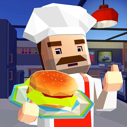 Burger Bar Tasty Cooking Dash: Fast Food Restaurant Mania | Burger Making Café World Cooking Master (Hot Dog Hero)