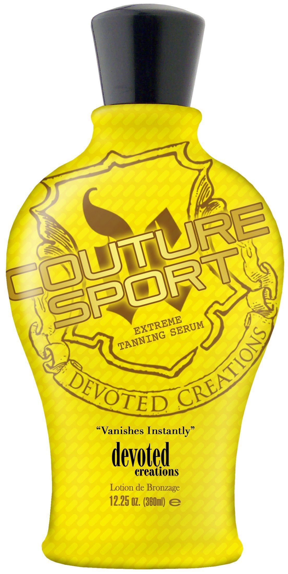 Devoted Creations Couture Sport Extreme Tanning Serum Tanning Lotion