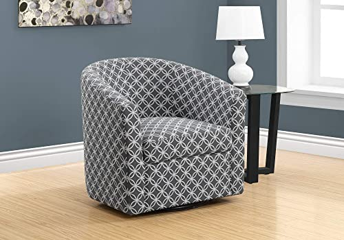 Monarch Specialties ACCENT CHAIR - a good cheap living room chair