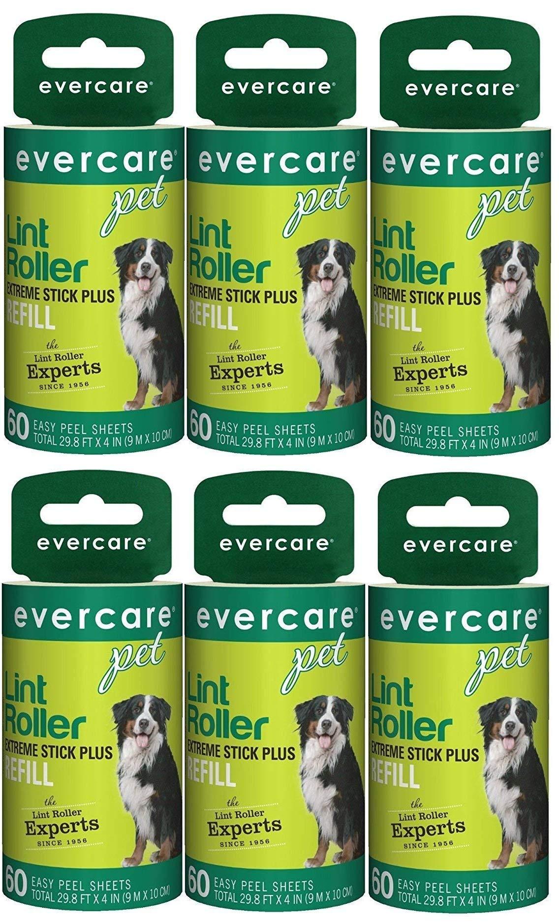 Amazon Com Evercare Pet Giant Auto Home T Handle Lint