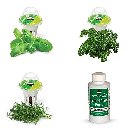 AeroGarden Gourmet Herb Seed Pod Kit (3 pod)