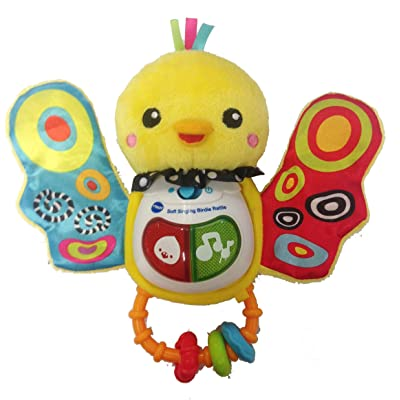 Vtech Baby Soft Singing Birdie Rattle : Baby