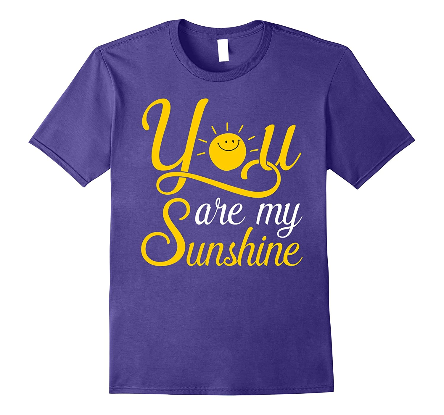 You Are My Sunshine Family T-shirt-BN