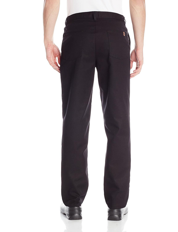 Red Kap Mens Plain Front Cotton Pant