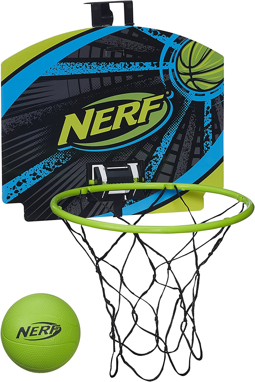 Nerf N-Sports Nerfoop Set Green//Grey