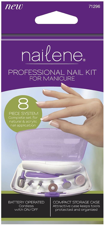 Amazon.com : Nailene Professional Nail Kit For Manicure # 71296 ...