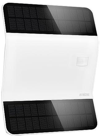 Extremely Steinel Sensor LED-Leuchte Xsolar L2-S weiß, Außen Solar-Leuchte  XF29