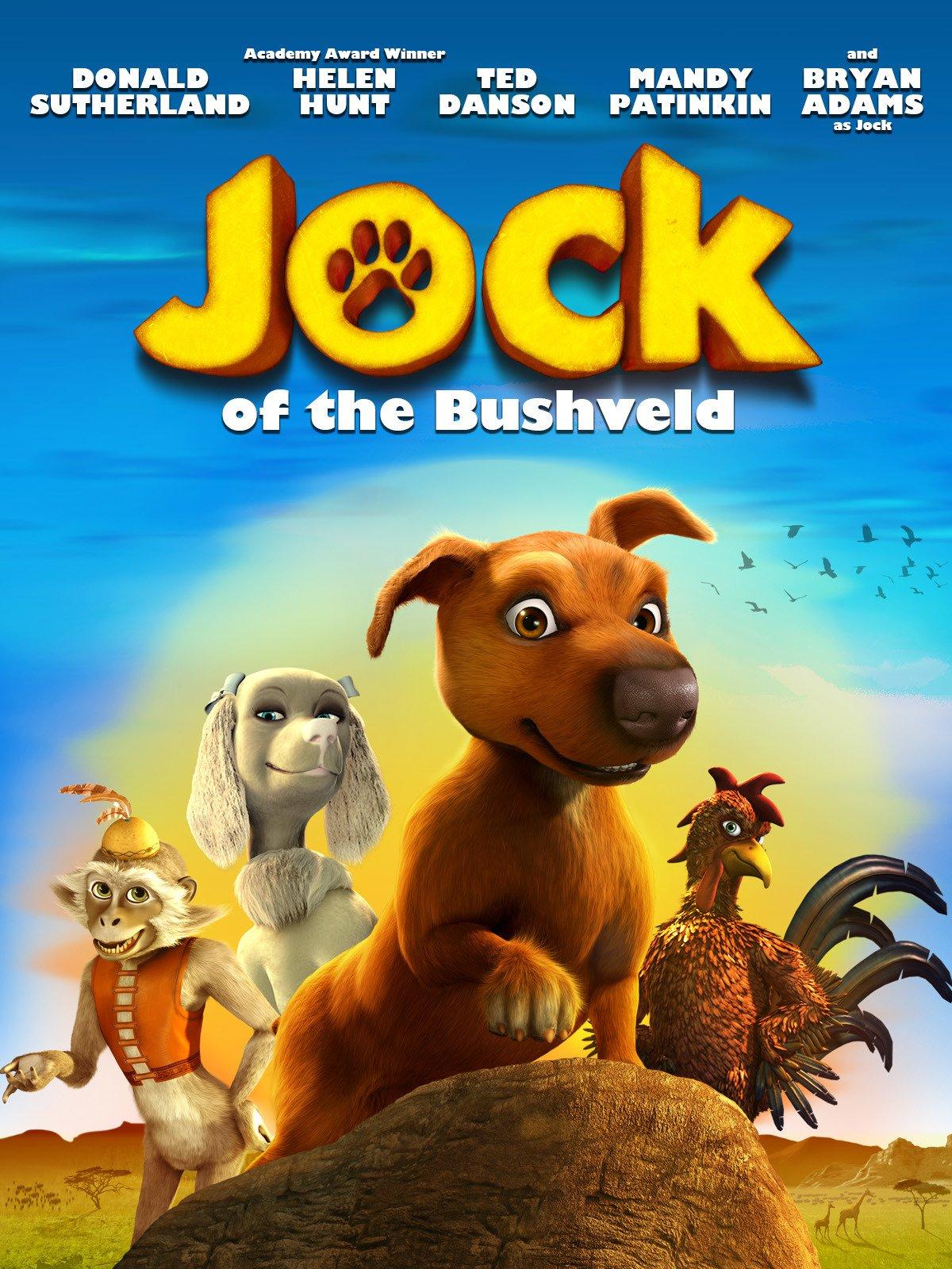 Jock of the Bushveld