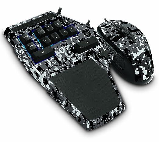 Sony Playstation 3 - Gamepad Tactical Assault Commander 3 (Teclado + Ratón)
