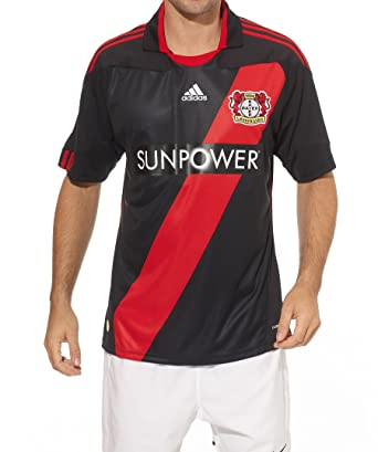 Adidas - Camiseta de fútbol sala, tamaño XXXL, color negro - rojo: Amazon.es: Ropa y accesorios