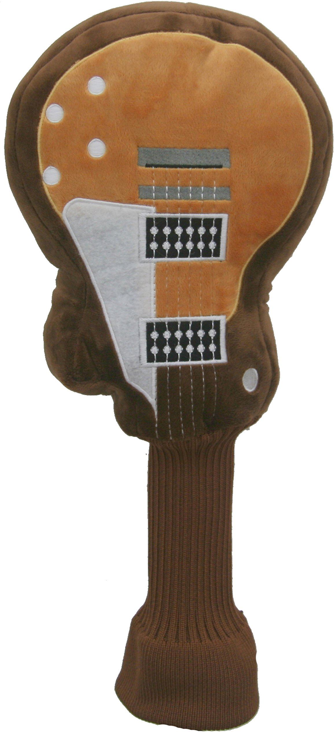 Oversized Guitar Golf Head Cover