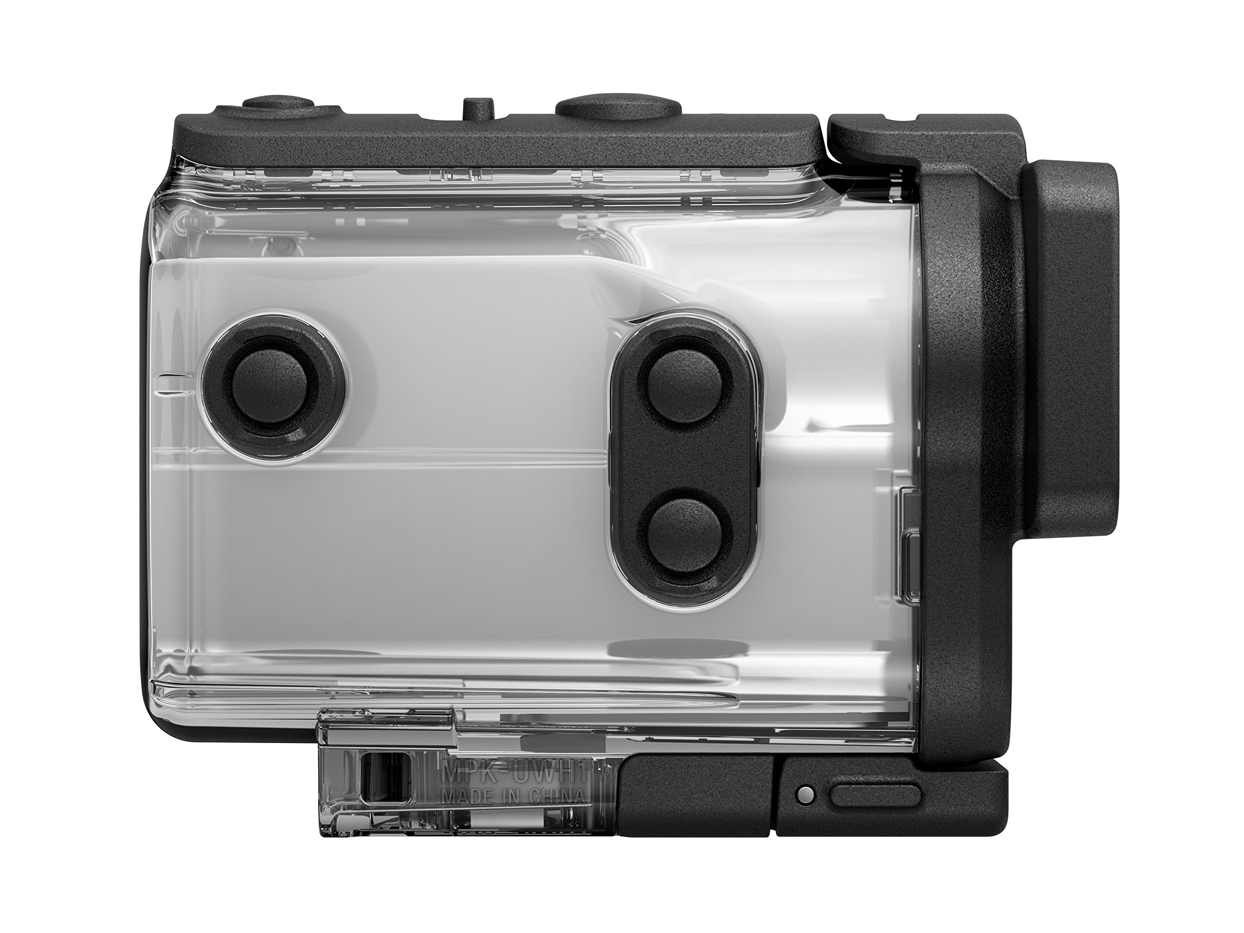 Sony MPKUWH1 Underwater Housing for Action Cam (Clear) by Sony (Image #2)
