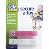 Baby Buddy 2Pack secure-a-toy