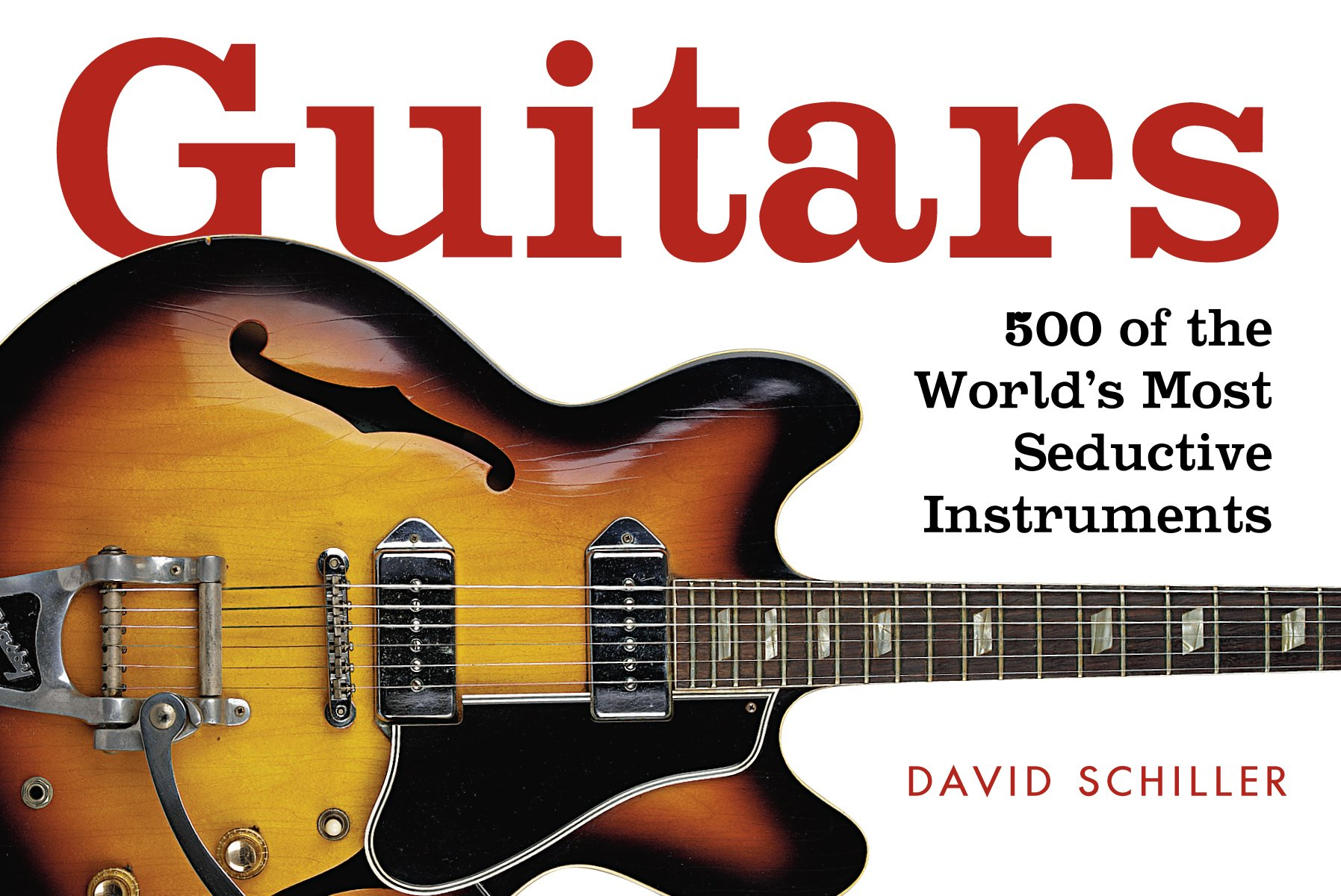 guitars david schiller books