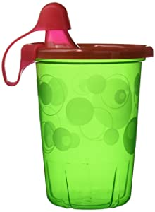 The First Years Take & Toss Spill-Proof Sippy Cups - Multicolor - 10 oz - 4 ct